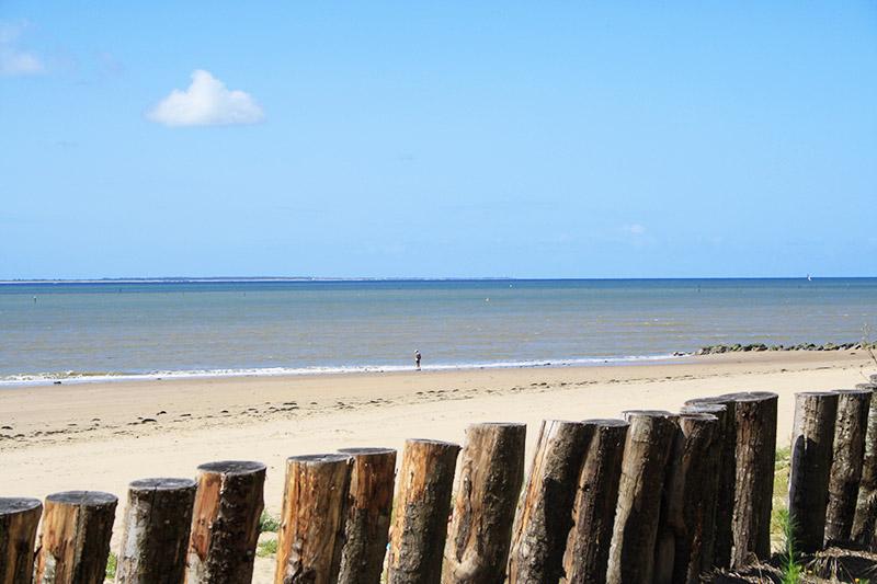Notre plage à la Tranche-sur-mer