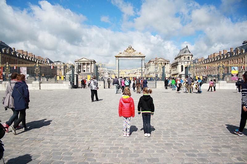 Versailles : découverte du Château
