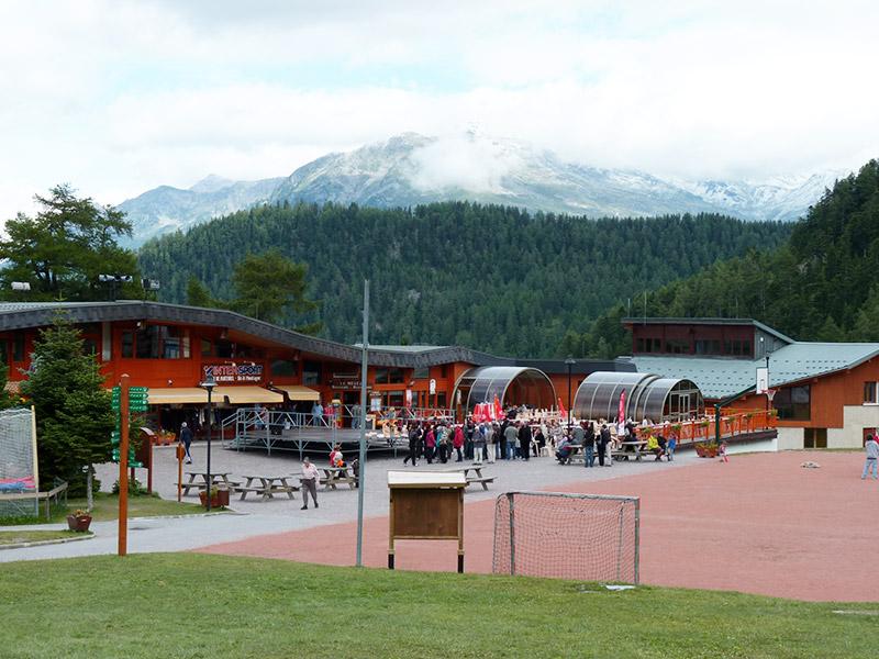 La station des Karellis, à taille et à philosophie humaine.