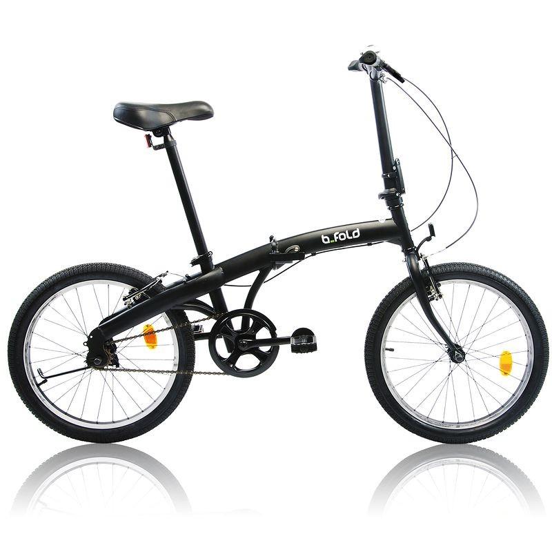 Vélo pliant B Fold Decathlon