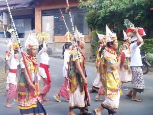 Une autre procession