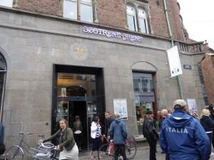 Sostrene Grene, magasin préféré de Sophie