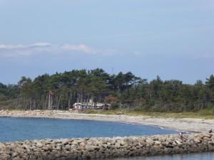 Côtes entre Copenhague et Ebeltoft
