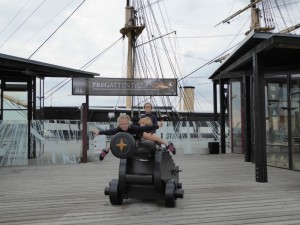 Fregate Jylland Ebeltoft