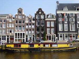 Canaux Amsterdam 2