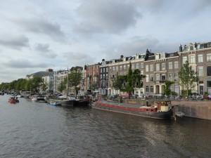 Canaux Amsterdam 1