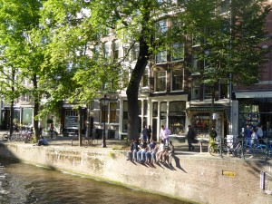Amsterdam's way of life 1