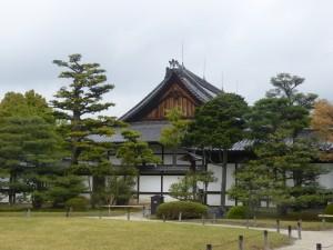 Jardins du château Nijo-jo, Kyoto